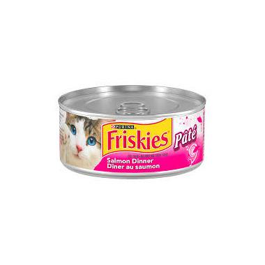 Friskies - Pate Salmon Dinner