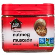 Club House - Nutmeg Ground Tin