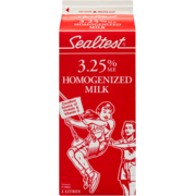 Sealtest - Homogenized 3.25% Milk