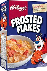 Kelloggs - Frosted Flakes
