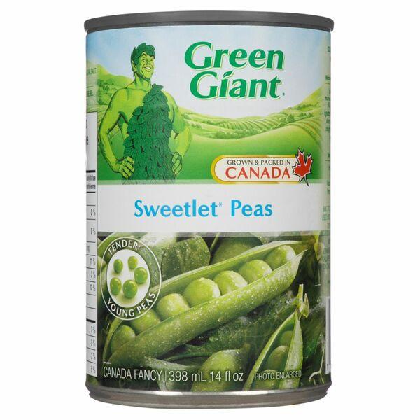 Green Giant - Sweetlet Peas