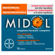 Midol - Menstrual Complete Extra Strength
