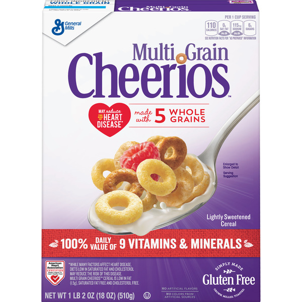 General Mills - Multi Grain Cheerios