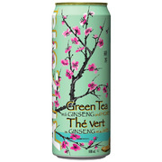 Arizona - Green Tea - Ginseng and Honey