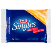 Kraft - Singles - Cheese - 12 Slices