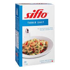 Sifto - Table Salt