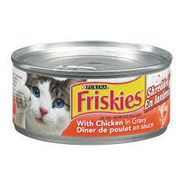 Friskies - Shredded Chicken In Gravy