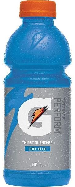 Gatorade - Cool Blue