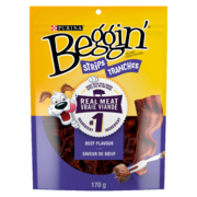 Purina - Beggin Strips Bacon & Beef Flavour