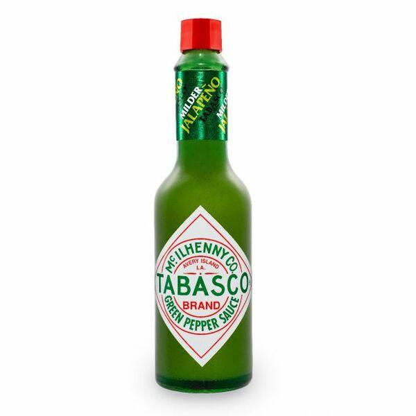 Tabasco - Hot Sauce - Green
