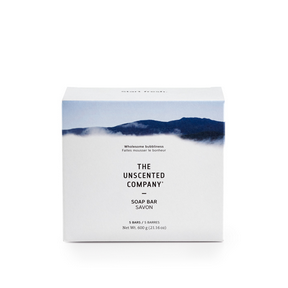 The Unscented Company - Unscented Soap Bar