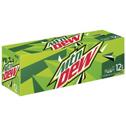 Mountain Dew - 12 pack