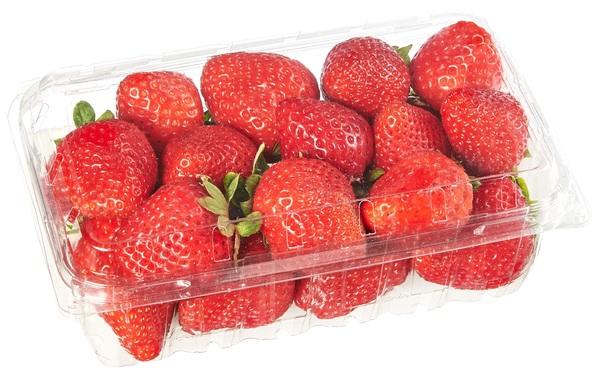 Strawberries - Packaged