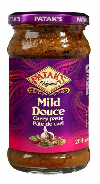 Patak's Original - Mild Curry Paste