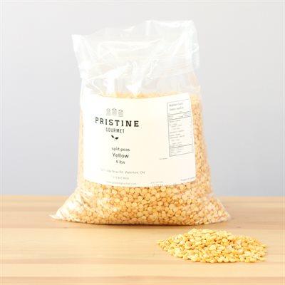 Dried Yellow Split Peas