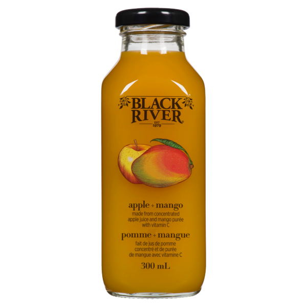 Black River - Apple + Mango