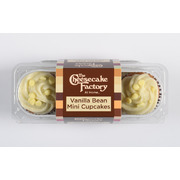 CCF - Vanilla Bean Mini Cupcake - 3 Pack