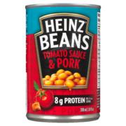 Heinz - Beans - Tomato Sauce & Pork