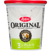 Astro Original Balkan Yogurt
