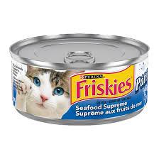 Friskies - Seafood Supreme