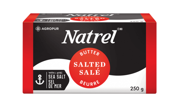 Natrel - Salted Butter