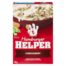 Betty Crocker - Hamburger Helper Stroganoff