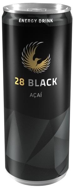 28 Black - Açaí - Caffeinated Energy Drink