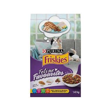 Friskies - Feline Favourites