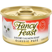 Fancy Feast - PATE Salmon