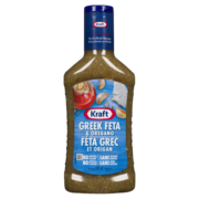 Kraft - Salad Dressing Greek Feta & Oregano