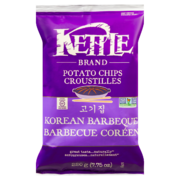 Kettle - Potato Chips - Korean Barbeque