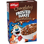 Kelloggs - Chocolatey Frosted Flakes