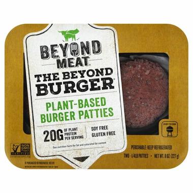 Beyond Meat - Beyond Burger