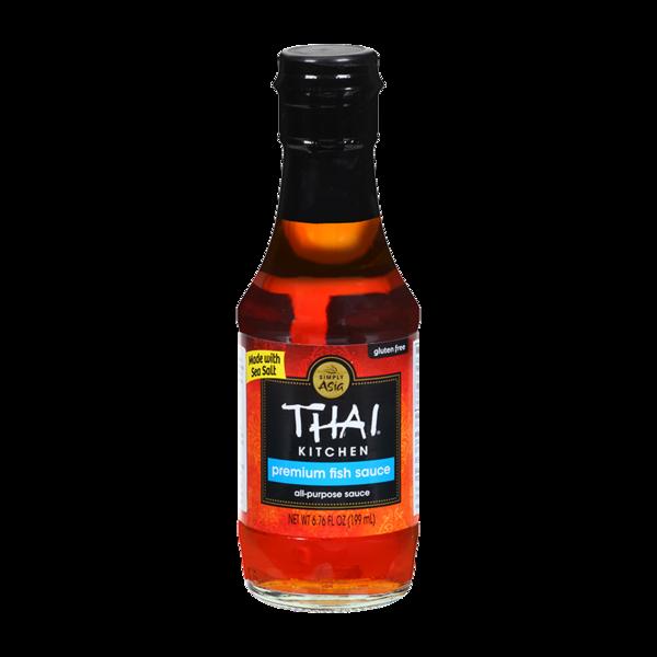 Thai Kitchen - Premium Fish Sauce
