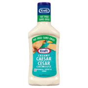 Kraft - Salad Dressing Fat Free Creamy Caesar