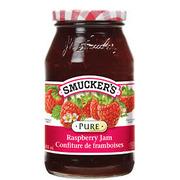 Smuckers Jam - Raspberry