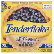 "Tenderflake - 9"" Pie Shells"
