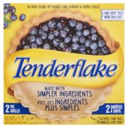 """Tenderflake - 9"""" Pie Shells"""