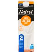 Natrel - 2% Milk - Lactose Free