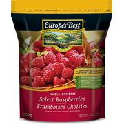 Europe's Best - Select Raspberries