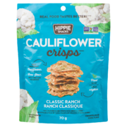 Hippie Snacks - Cauliflower Crisps - Classic Ranch