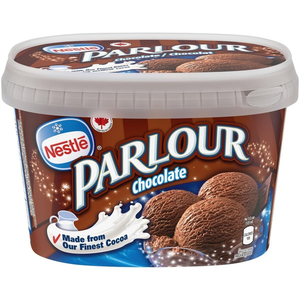 Nestle - Parlour - Ice Cream - Chocolate