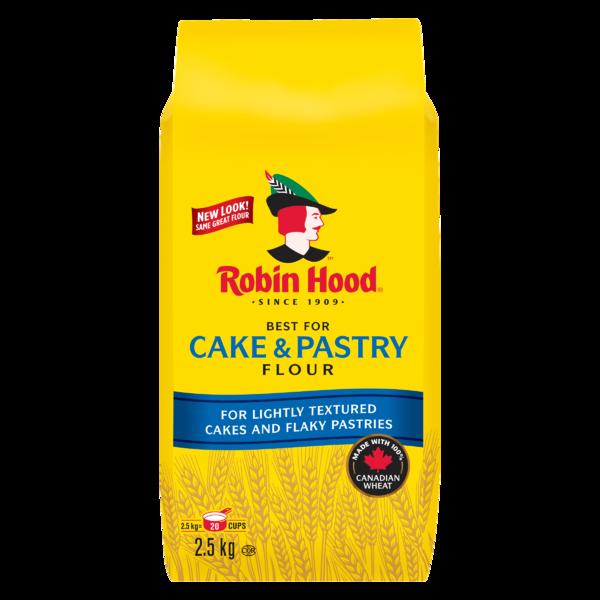 Robin Hood - Cake & Pastry Flour