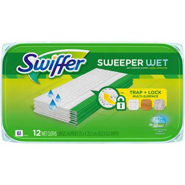 Swiffer - Sweeper Wet Refills Open Window Fresh