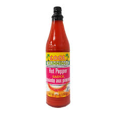Cool Runnings - Sauce - Hot Pepper