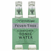 Fever-Tree - Tonic Water - Elderflower - 4 Pack