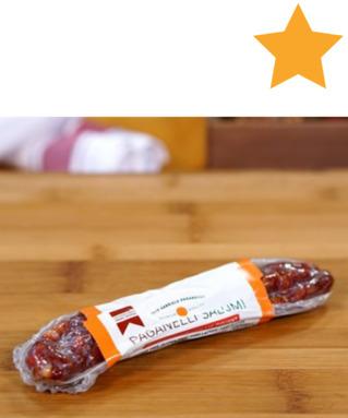 Salami - Cacciatore Hot