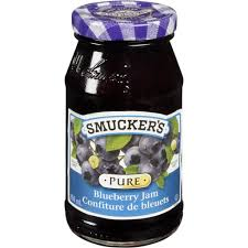 Smuckers Jam - Blueberry