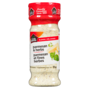Club House One Step - Parmesan and Herb Seasoning