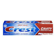 Crest Toothpaste - Regular